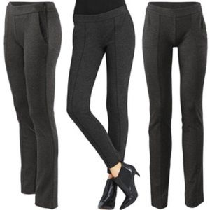 CAbi Audrey Pant in charcoal grey